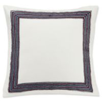 Jessica Simpson Verbena European Pillow Sham in Blue