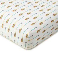 Levtex Baby® Zambezi Arrow Print Fitted Crib Sheet