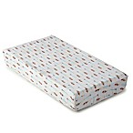 Levtex Baby Zambezi Arrow Print Velour Changing Pad Cover