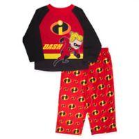 Disney® Size 3T 2-Piece Dash Pajama Set in Red