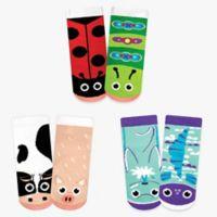 Pals Socks™ Sunny Sidekicks Size 1-3T 3-Pack Socks Box