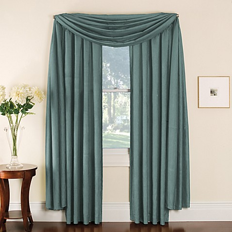 Scarf Window Treatments Bed Bath And Beyond