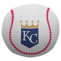 MLB Kansas City Royals Baseball Cloud Pillow