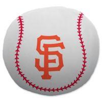 MLB San Francisco Giants Baseball Cloud Pillow