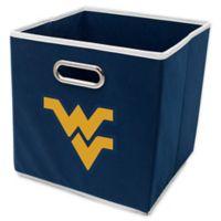 Franklin® Sports West Virginia University Storage Bin