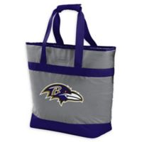 NFL Baltimore Ravens Can Tote Cooler