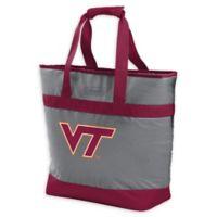 NCAA Virginia Tech Hokies 30-Can Cooler Tote