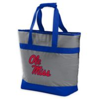 NCAA Mississippi Rebels 30-Can Cooler Tote