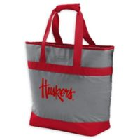 NCAA Nebraska Cornhuskers 30-Can Cooler Tote