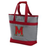NCAA Maryland Terrapins 30-Can Cooler Tote