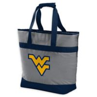 NCAA West Virginia Mountaineers 30-Can Cooler Tote