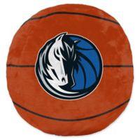 NBA Dallas Mavericks Basketball Cloud Pillow