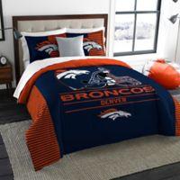 Buy Denver Broncos Bedding From Bed Bath Amp Beyond