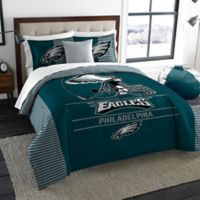 NFL Philadelphia Eagles Draft King Comforter Set