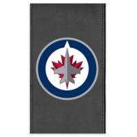 NHL Winnipeg Jets Faux Leather Logo Panel