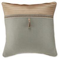 Croscill Rea European Pillow Sham in Sage Green