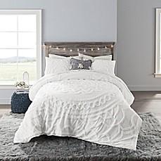 Anthology Tufted Medallion Comforter Set Bed Bath Amp Beyond