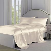 Satin Perfection King Pillowcases in Ivory (Set of 2)