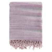 Surya Tanga Throw Blanket in Bright Purple/Lilac