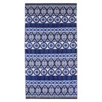 Dena™ Home Indigo Summer Beach Towel