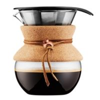 Bodum® 4-Cup Cork Pour Over Coffee Maker