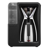 Bodum® Bistro 40 oz. Automatic Pour Over Coffee Maker in Black