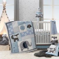 Lambs & Ivy® Stay Wild 4-Piece Crib Bedding Set