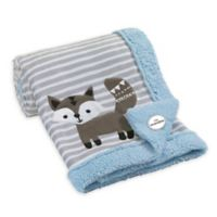 Lambs & Ivy® Stay Wild Fox Blanket