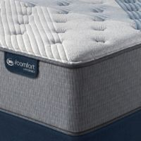 Serta® iComfort® Hybrid Blue 1000 Luxury Firm King Mattress Set