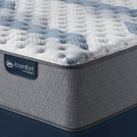 Serta® iComfort® Blue Fusion 500 Extra Firm Low Profile Queen Mattress Set