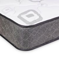Wolf Dual Rest Double-Sided Full Mattress with Platform