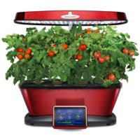 AeroGarden™ Bounty Elite Wi-Fi Home Gardening System in Red