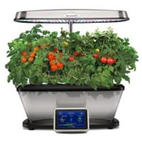 AeroGarden™ Bounty Elite Wi-Fi Home Gardening System in Stainless Steel