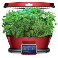 AeroGarden™ Bounty Elite Home Gardening System in Red