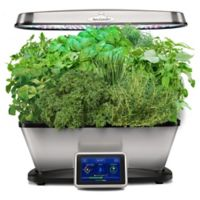 AeroGarden™ Bounty Elite Home Gardening System in Stainless Steel