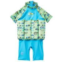 Splash About Size 4-6Y UV Float Suit in Garden Birds