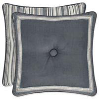 J. Queen New York™ Miranda Square Throw Pillow in Grey