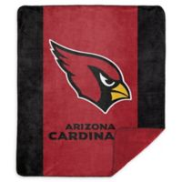 NFL Arizona Cardinals Denali Sliver Knit Throw Blanket
