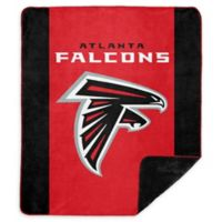 NFL Atlanta Falcons Denali Sliver Knit Throw Blanket