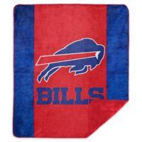 NFL Buffalo Bills Denali Sliver Knit Throw Blanket