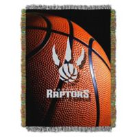 NBA Toronto Raptors Photo Real Tapestry Throw Blanket