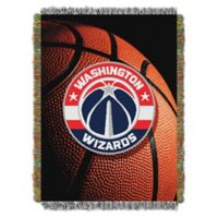 NBA Washington Wizards Photo Real Tapestry Throw Blanket