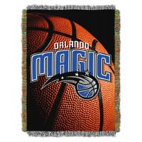 NBA Orlando Magic Photo Real Tapestry Throw Blanket