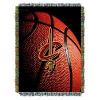 NBA Cleveland Cavaliers Photo Real Tapestry Throw Blanket