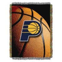 NBA Indiana Pacers Photo Real Tapestry Throw Blanket