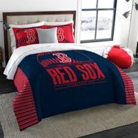 MLB Boston Red Sox Grand Slam King Comforter Set