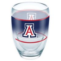 Tervis® University of Arizona Original 9 oz. Stemless Wine Glass