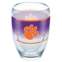 Tervis® Clemson University Original 9 oz. Stemless Wine Glass