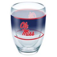 Tervis® University Of Mississippi Original 9 oz. Stemless Wine Glass