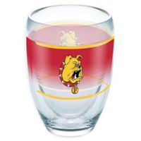 Tervis® Ferris State University Original 9 oz. Stemless Wine Glass